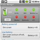 Power Manager Android App