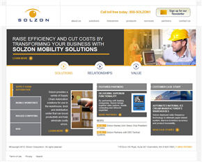 Solzon.com website